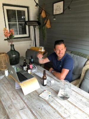 NAC bierproeverij 2020