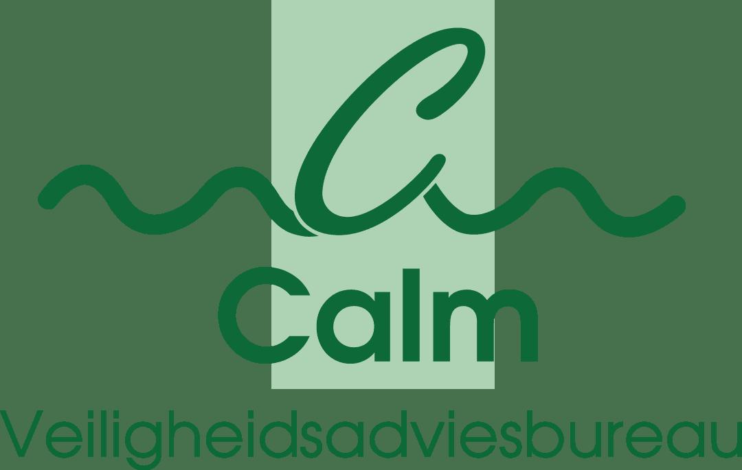 Logo Calm Veiligheidsadviesbureau