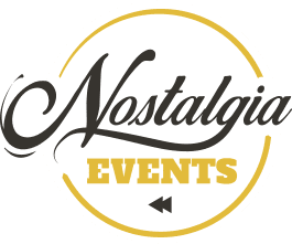 Logo Nostalgia Events